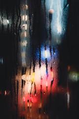 Raining street (Scofield Chan) Tags: rain raining rainy street lighting abstract art visual misty water wet streetsnap snapshot asia hongkong city urban happyplanet asiafavorites