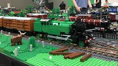 YOUTUBE VIDEO LINK (Britishbricks) Tags: lego lner l1 steam train engine locomotive moc thompson