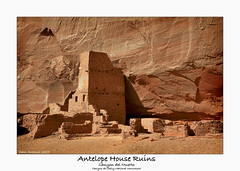 Antelope House Ruins at Canyon de Chelly National Monument (Sam Antonio Photography) Tags: anasazi highdesert stone ancient redrock nature antelopehouse texture overlook canyon canyondechelly desert nationalmonument vista landscape sandstoneformations outdoors spectacular scenic sandstone usa arizona monument america navajo rockformations