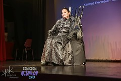 ComicdomCon Athens 2019 Cosplay Contest: Sansa Stark from Game of Thrones (SpirosK photography) Tags: gameofthrones sansa sansastark comicdomcon comicdomcon2019 comicdomconathens2019 cosplay contest comicdom athens greece hau cosplaycontest