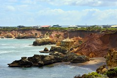 800_4551 (Lox Pix) Tags: twelveapostles australia victoria loxpix loxwerx landscape scenery seas seascape ocean greatoceanroad cliff clouds waves helicopter heritage