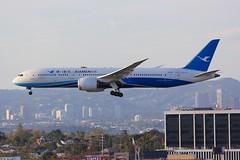 B787 B-1566 Los Angeles 22.03.19-2 (jonf45 - 5 million views -Thank you) Tags: airliner civil aircraft jet plane flight aviation lax los angeles international airport klax 787 b787 dreamliner b789 789 xiamen air boeing 7879 b1566