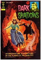 Dark Shadows (Shed On The Moon) Tags: darkshadows barnabascollins vampire goldkey comic 1972 jonathanfrid