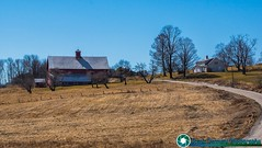 And soon... This will be all green. (scenicvermontphotography) Tags: barn eastmontpelier farm scenicvermont scenicvermontphotography vermont vermontdairyfarm vermontfarm