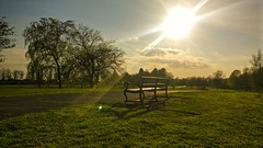 Preston sunset (peterileypics) Tags: sunset sunrise park spring