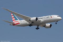 N813AN (Baz Aviation Photo's) Tags: n813an boeing 7878 dreamliner american airlines aal aa heathrow egll lhr 09l aa98