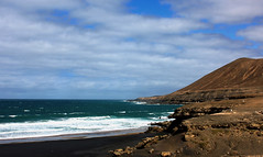 Playa  Solapa / Fuerteventura (Wolfgang.W. ) Tags: playasolapa fuerteventura spanien spain espania küste meer seaseascape meerblick kanaren canarias canaryislands coast playa strand beach