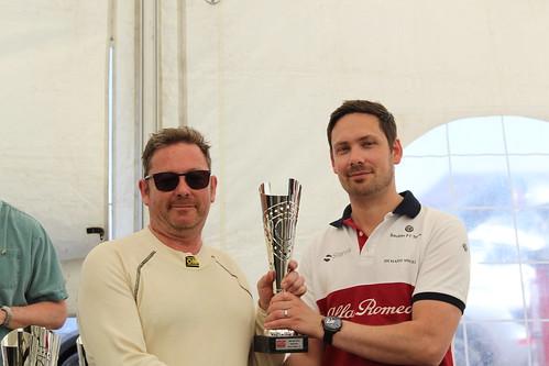 Alfa Romeo Championship - Snetterton Trophies