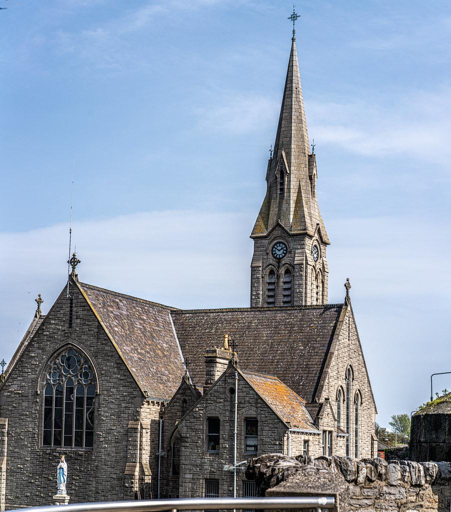 ST. PATRICK'S CHURCH THORNCASTLE STREET [RINGSEND]-151862