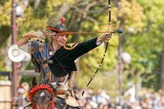 Kamakura Yabusame (hakuunsai) Tags: japan kamakura yabusame shinto shrine samurai horse horseriding archery