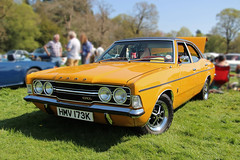 Ford Cortina GXL (big_jeff_leo) Tags: carshow british oldcar vintage veteran automotive auto vehicle transport