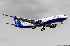 RwandAir Airbus A330-941 cn 1844 F-WWCJ // 9XR-WS (Clément Alloing - CAphotography) Tags: rwandair airbus a330941 cn 1844 fwwcj 9xrws toulouse airport aeroport airplane aircraft flight test canon 100400 spotting tls lfbo aeropuerto blagnac airways aeroplane engine sky ground take off landing 1d mark iv avgeek avgeeks planespotter spotter
