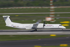 D-ABQD Bombardier Dash 8 Q400 (Disktoaster) Tags: dus düsseldorf airport flugzeug aircraft palnespotting aviation plane spotting spotter airplane pentaxk1
