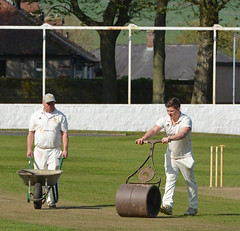 On A Roll (Feversham Media) Tags: sowerbystpeterscricketclub warleycricketclub caldervalley sowerby calderdale cricket halifaxcricketleague yorkshire westyorkshire