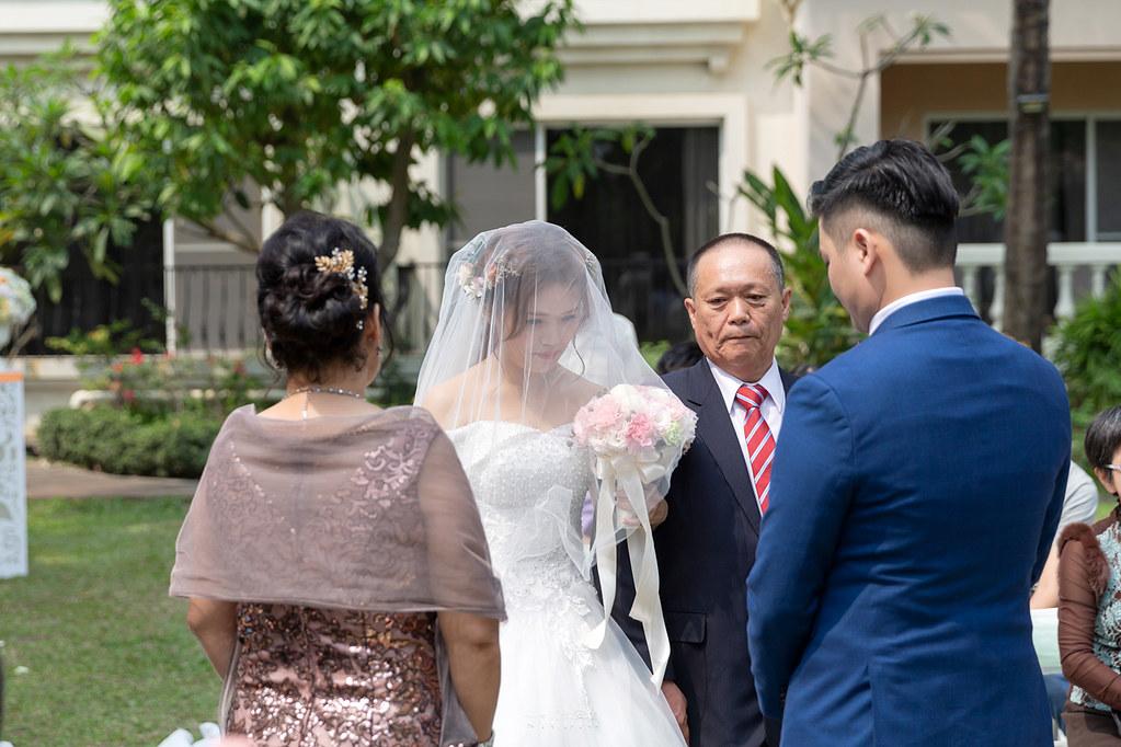 台南戶外婚禮場地-台南商務會館67