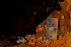 'Rust' (Andrew@OxfordPart2) Tags: rust scrap junk yard andover steam natural light abstract decay