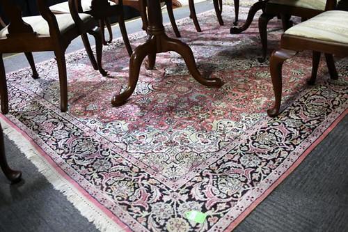 Oriental Rug ($1,400)