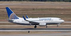 B737 | N23721 | IAH | 20101031 (Wally.H) Tags: boeing 737 boeing737 b737 n23721 continentalairlines iah kiah houstongeorge bush intercontinental airport