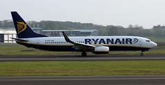 EI-DHO (PrestwickAirportPhotography) Tags: egpk prestwick airport ryanair boeing 737 b737 eidho