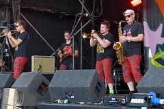 177-20180602_14th Wychwood Music Festival-Cheltenham-Gloucestershire-Main Stage-New York Brass Band (Nick Kaye) Tags: wychwood music festival cheltenham gloucestershire england