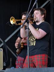 184-20180602_14th Wychwood Music Festival-Cheltenham-Gloucestershire-Main Stage-New York Brass Band-trumpet 2 (Nick Kaye) Tags: wychwood music festival cheltenham gloucestershire england