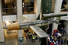 V-1 Flying Bomb (Bri_J) Tags: imperialwarmuseum london uk museum warmuseum militarymuseum iwm nikon d7500 v1 flyingbomb wwii germanforces bomb vergeltungswaffe1 fieselerfi103 doodlebug luftwaffe