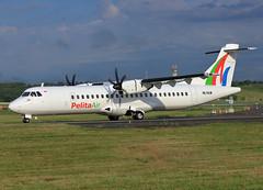 PK-PAW ATR72 Pelita Air (@Eurospot) Tags: pkpaw atr atr72 pelita toulouse blagnac