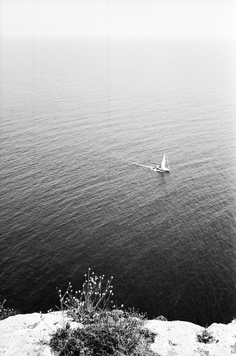 Boat in Formentera