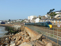 802006 Penzance (2) (Marky7890) Tags: gwr 802006 class802 iet 1a85 penzance railway cornwall cornishmainline train