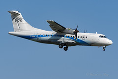 ATR42_FWWLY_ANR_APR2019 (Yannick VP - thank you for 1Mio views supporters!!) Tags: civil commercial passenger pax transport aircraft airplane aeroplane prop propliner turboprop avionstransportregional alenia eads atr atr42 atr42600 fwwly antwerp airport anr ebaw belgium be europe eu april 2019 aviation photography planespotting airplanespotting approach landing runway rwy 29