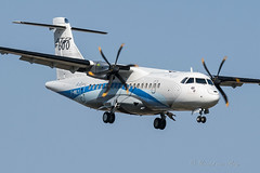 ATR42-600_FWWLY_ANR_MAR2019 (Yannick VP - thank you for 1Mio views supporters!!) Tags: civil commercial passenger pax transport aircraft airplane aeroplane prop propliner turboprop avionstransportregional alenia eads atr atr42 atr42600 fwwly antwerp airport anr ebaw belgium be europe eu april 2019 aviation photography planespotting airplanespotting approach landing runway rwy 29