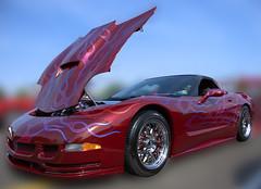 Power (Scott 97006) Tags: car power beauty vette sport sleek expensive