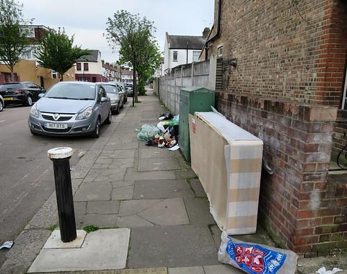 Corner of Mafeking Road and Ladysmith Road