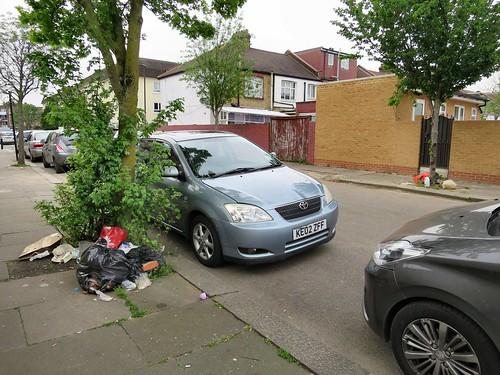Mafeking Road - More Dumping