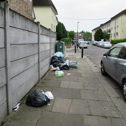 Mafeking Road Dumping