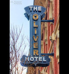 The Oliver Hotel sign - Downtown Knoxville, Tennessee (J.L. Ramsaur Photography) Tags: jlrphotography nikond7200 nikon d7200 photography photo knoxvilletn easttennessee knoxcounty tennessee engineerswithcameras neylandstadium photographyforgod thesouth southernphotography screamofthephotographer ibeauty jlramsaurphotography photograph pic knoxville tennesseephotographer knoxvilletennessee themarblecity ktown heartofthevalley scruffycity queencityofthemountains gatewaytothesmokeymountains theoliverhotel theoliverhotelsign oliverhotel oliverhotelsign tennesseehdr hdr worldhdr hdraddicted bracketed photomatix hdrphotomatix hdrvillage hdrworlds hdrimaging hdrrighthererightnow historicbuilding history historic historyisallaroundus americanrelics sign signage it'sasign signssigns iloveoldsigns oldsignage vintagesign retrosign oldsign vintagesignage retrosignage faded fadedsignage fadedsign iseeasign signcity theoliver oliver