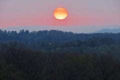 Sunrise Canon PowerShot SX70 HS - 425 mm - neblig, Ostalb im Nebel (eagle1effi) Tags: canon powershot sx70 hs canonpowershotsx70hs sx70hs eagle1effi bridgecamera powershotsx70