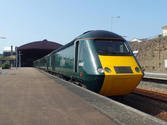 43040 Penzance (1) (Marky7890) Tags: gwr 43040 class43 hst 2a86 penzance railway cornwall cornishmainline train