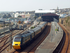 43040 Penzance (Marky7890) Tags: gwr 43040 class43 hst 2c43 penzance railway cornwall cornishmainline train