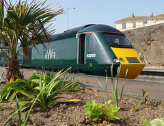 43040 Penzance (2) (Marky7890) Tags: gwr 43040 class43 hst 2a86 penzance railway cornwall cornishmainline train