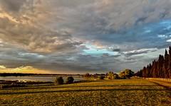 Coucher de soleil après l'orage en Petite Camargue - IMG_E6356 (6franc6) Tags: occitanie languedoc gard 30 petitecamargue mars 2019 6franc6 vélo kalkoff vae