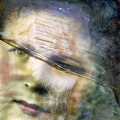 Isa sens dessus dessous (andrefromont) Tags: andréfromont andrefromontfernandomort fernandomort portrait psychédélique oeil yeux eye eyes
