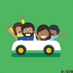 Car Ride share App | Rostr (riderostr) Tags: car rideshare app