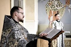 24.04.2019 - Богослужения первых трех дней Страстной седмицы