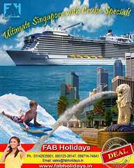 Ultimate Singapore with Cruise Special Holidays Offer! (fabholidays) Tags: