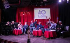 I Encuentro sobre la historia de El Sol. 23/04/2019. ©Sara Navarro