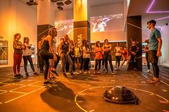 20 Febrero 2019 Evento (Pavigym Int) Tags: influencers energy warm up explanation prama fitness event