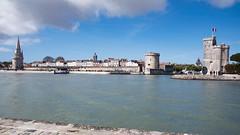 remparts et tours de La Rochelle (guy dhotel) Tags: larochelle rempart tours