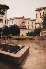 Santander, Spain (bior) Tags: fujifilmxpro2 santander spain architecture cantabria street city plaza courtyard buildings xf35mmf14 statue
