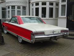 1966 Chrysler 300 2-Door Hardtop Coupé (Neil's classics) Tags: vehicle 1966 chrysler 300 2door hardtop coupé car